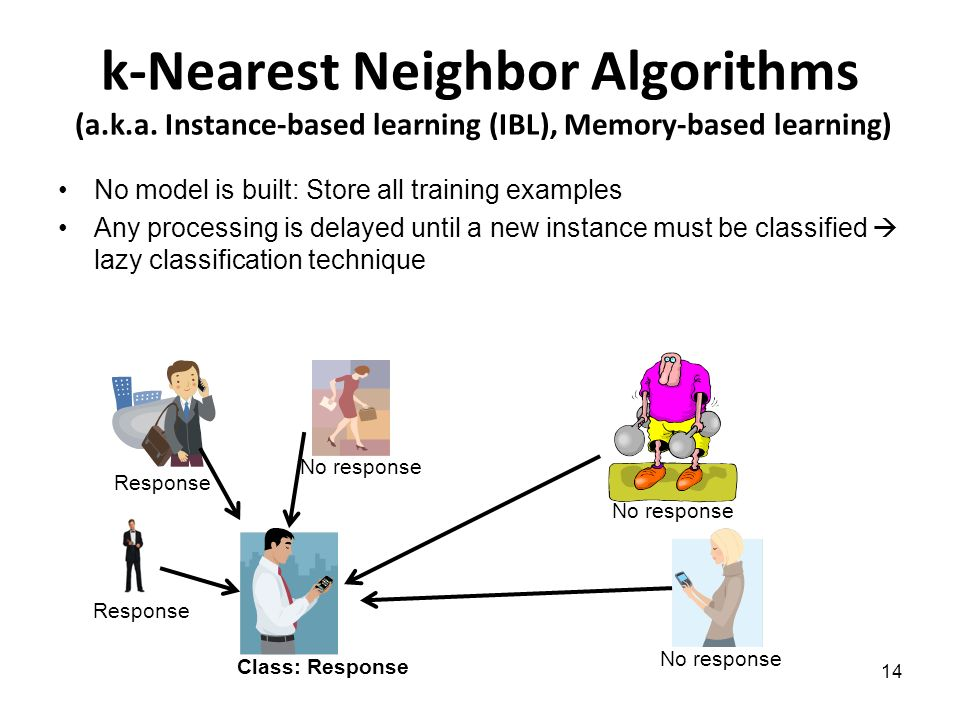 Nearest Neighbor Learning - ppt video online download