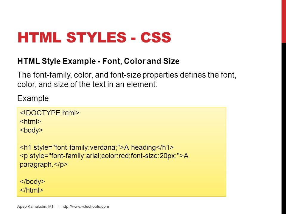 Headings Paragraphs Formatting Links Head CSS Images
