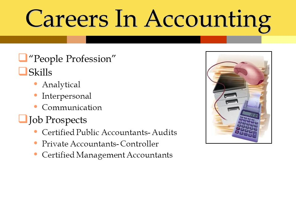 The Role Of Accounting In Business - ppt download