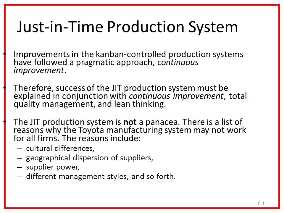 Just-in-Time (Lean) Purchasing - ppt video online download