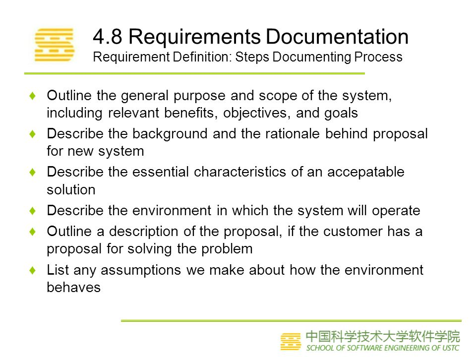 Capturing The Requirements Ppt Video Online Download - Requirement documentation in software engineering