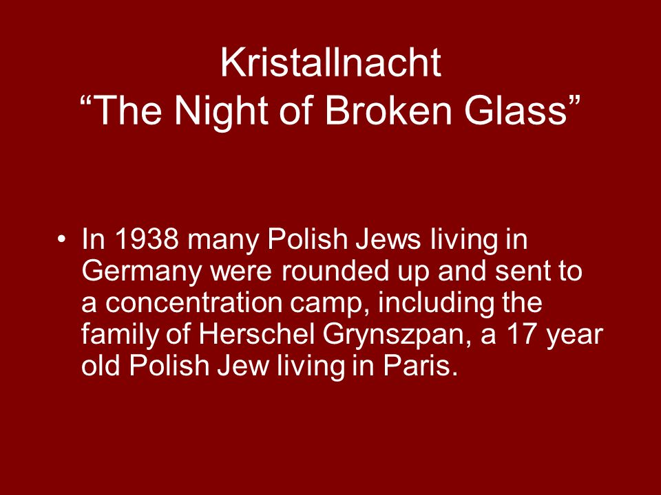 2 Holocaust Terms And Events