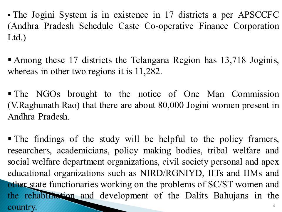 caste system in andhra pradesh