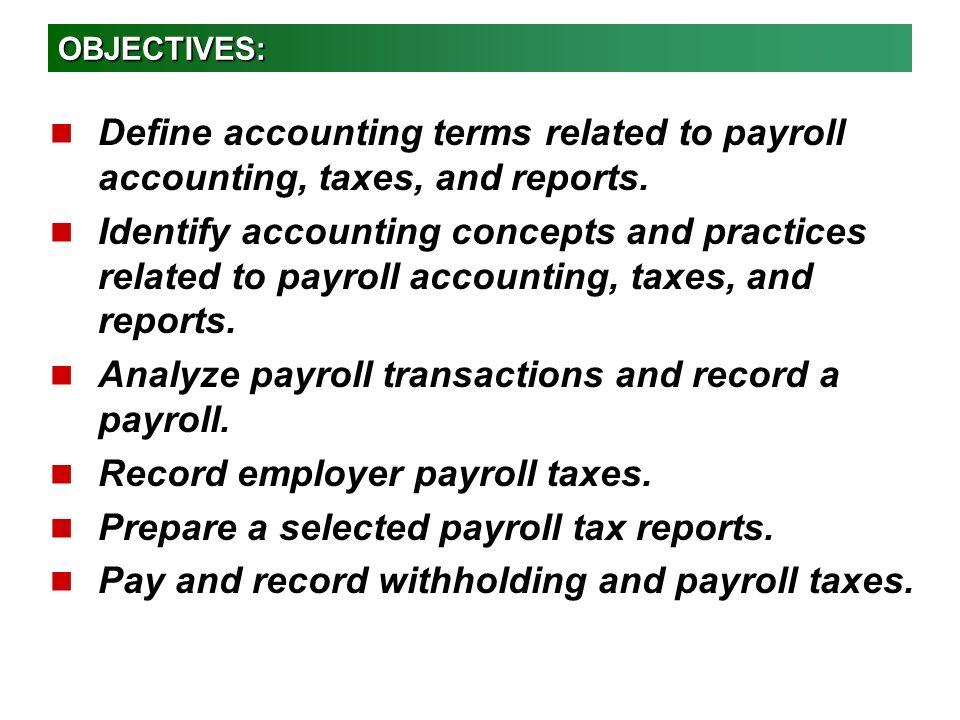 define payroll taxes