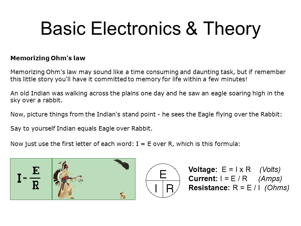 Basic electronics theory lesson 5 ppt download basic electronics theory solutioingenieria Choice Image