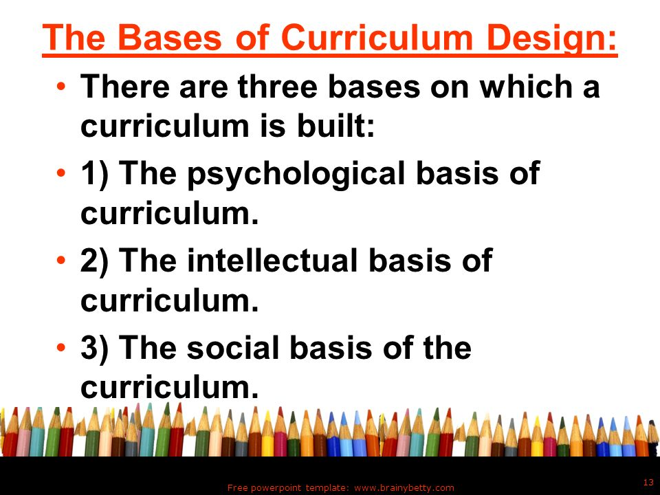 2nd   3d lectures  curriculum design  u0026 development