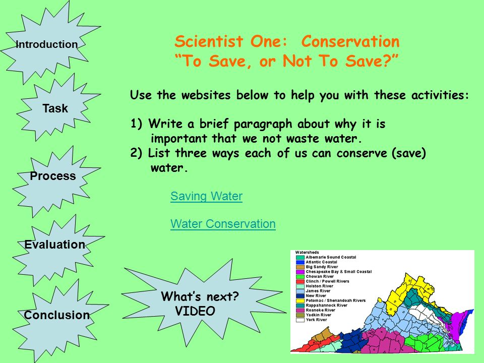 write a paragraph on save water