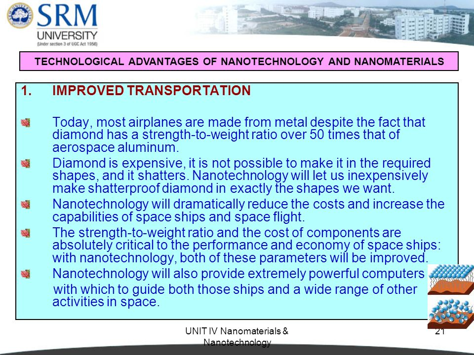 NANOMATERIALS AND NANOTECHNOLOGY - ppt video online download