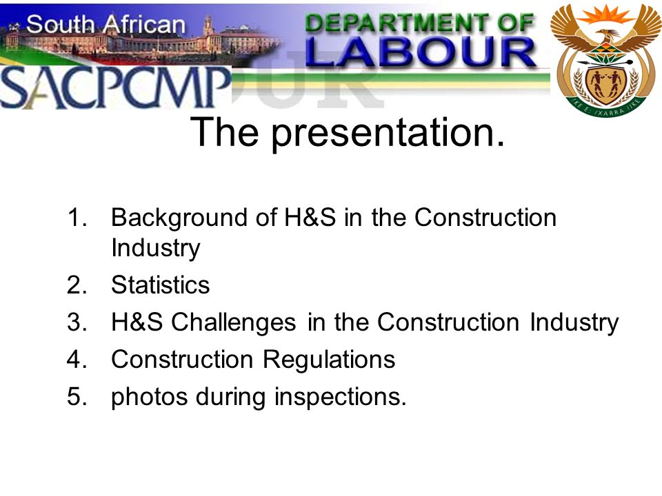 problems and challenges facing the construction industry The construction industry has been facing a lot of challenges in quality assurance from collapsing of buildings and constructions on road reserves and public utility spaces this is compounded, says the department of public works, by some local authorities' lack of capacity to facilitate the implementation of quality control – hence quality.