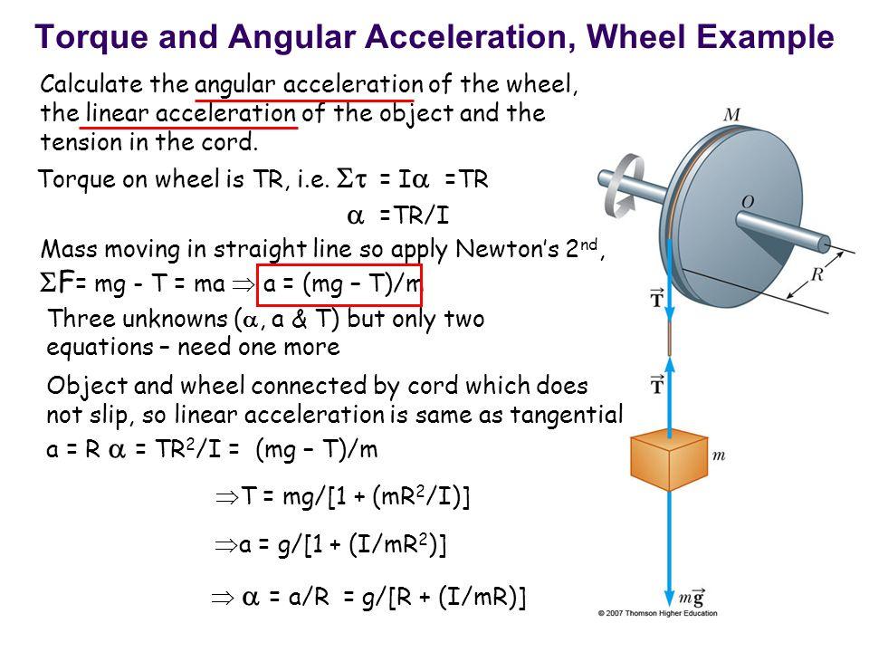 Angular acceleration | physics.