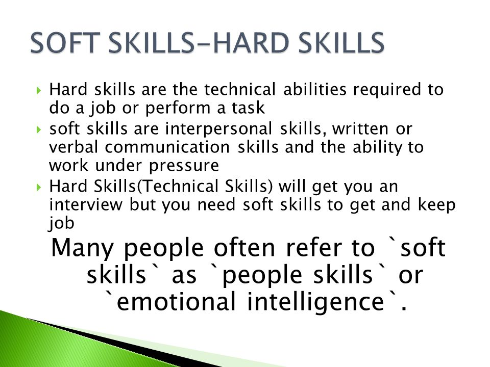 SOFT SKILLS CRAGHAVA RAO - ppt download