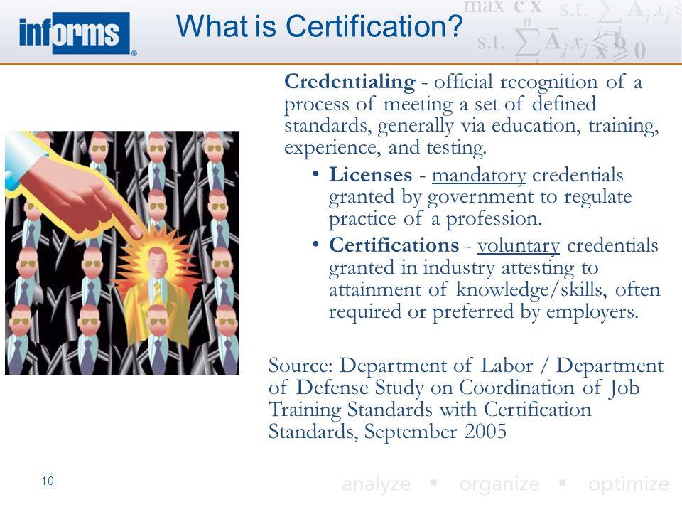 Certified Analytics Professional (CAP®) Program - ppt video online ...