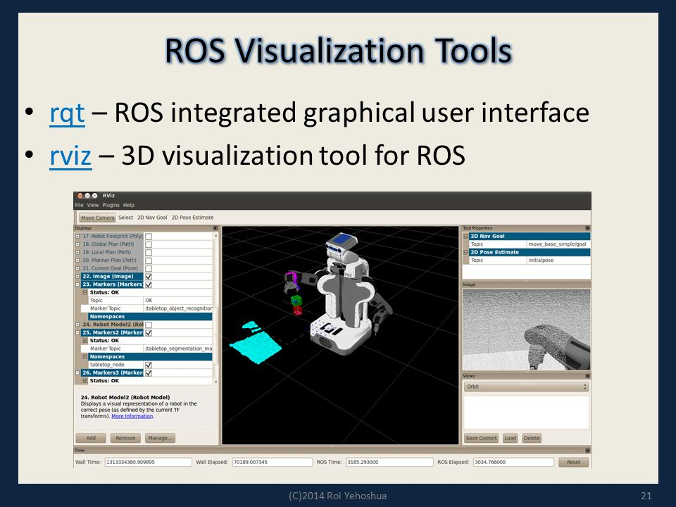 Multi-Robot Systems with ROS Lesson 1 - ppt video online