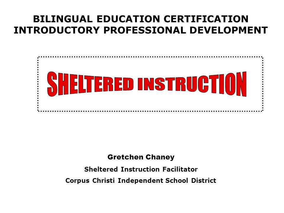 Sheltered Instruction Ppt Download