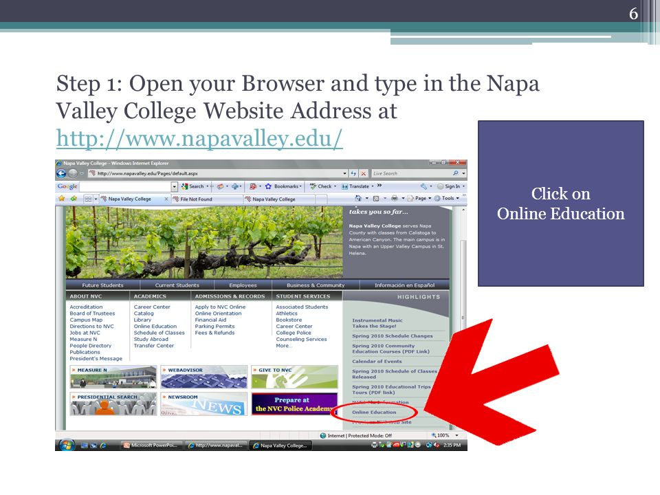 Welcome To Online Orientation Nursing Hoec Courses Ppt Download