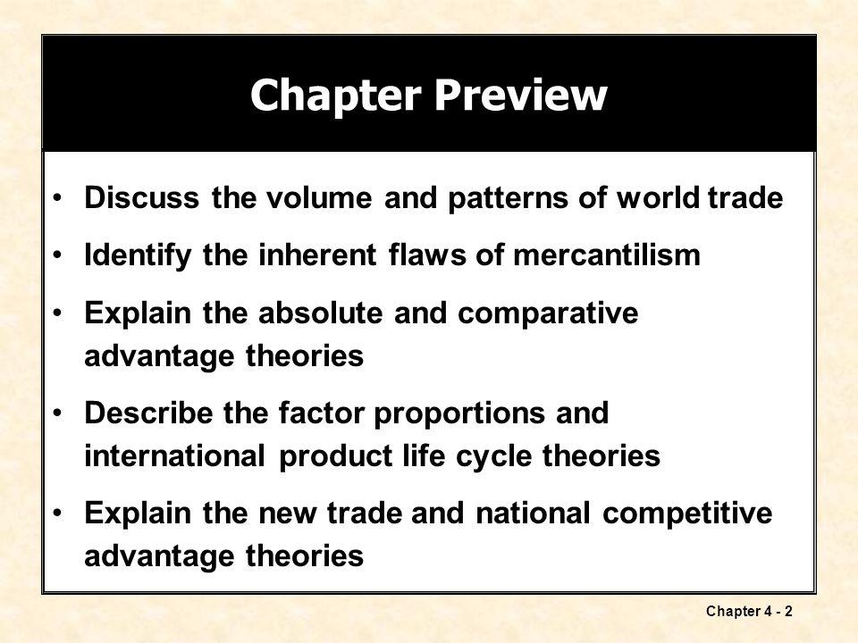 new trade theory explained