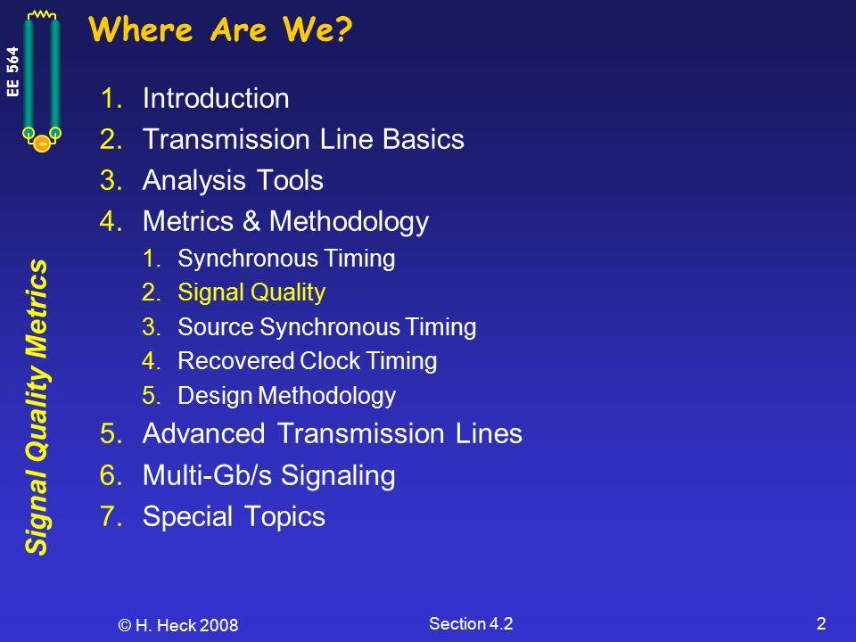 methodology topics