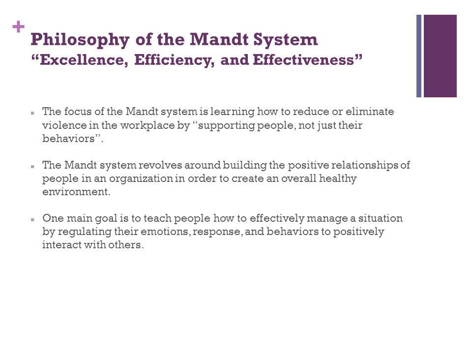 The Mandt System David Mandt Associates Revised January 1 Ppt