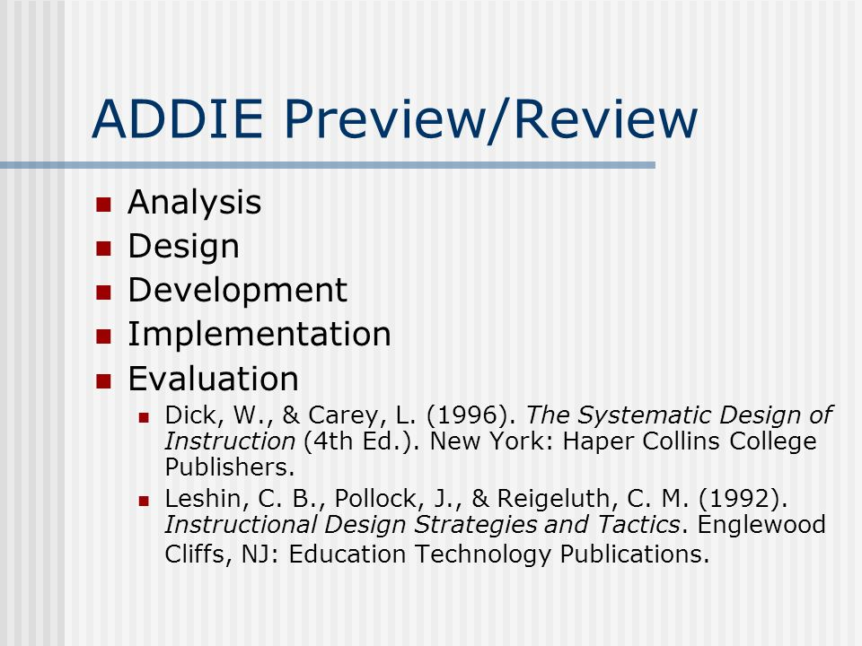 Design And Development Of Instructional Materials Ppt Video Online