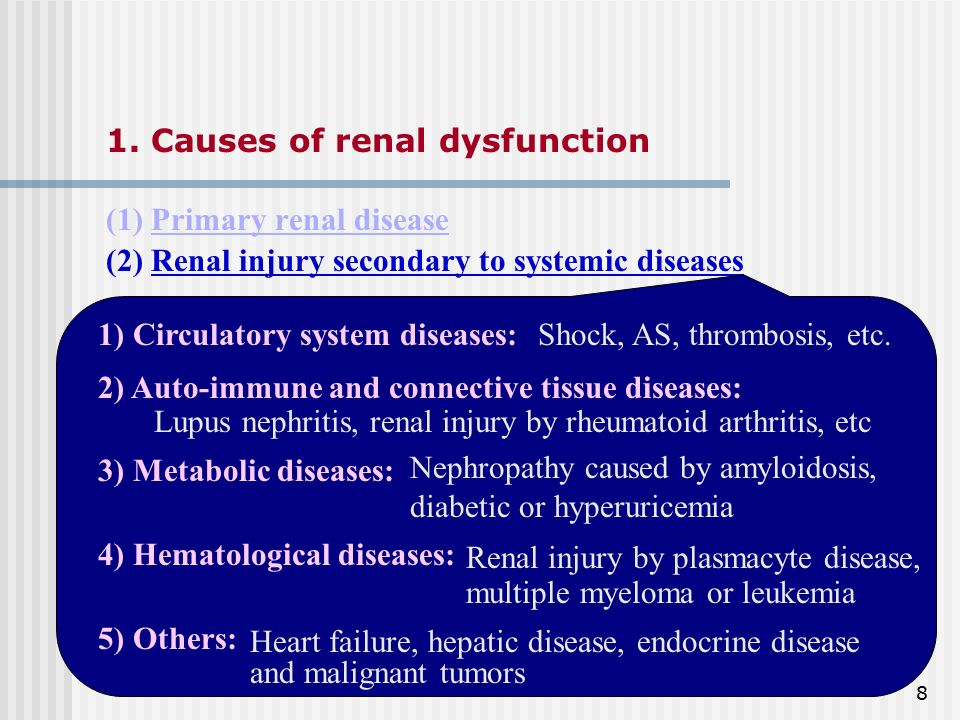 causes of renal failure pdf