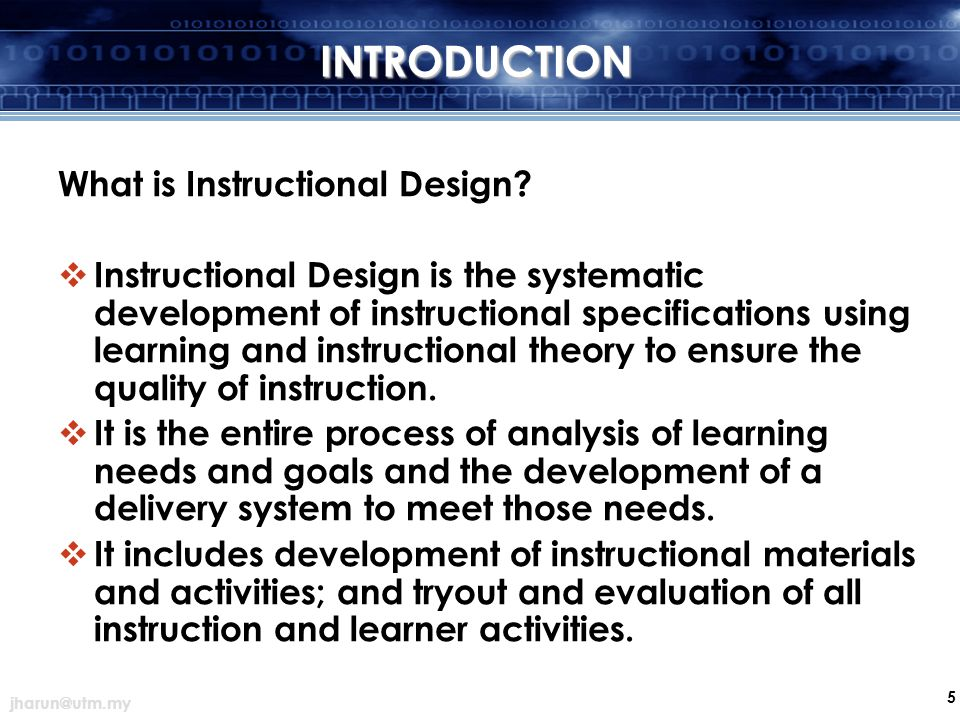 Instructional Design The Basics Ppt Video Online Download