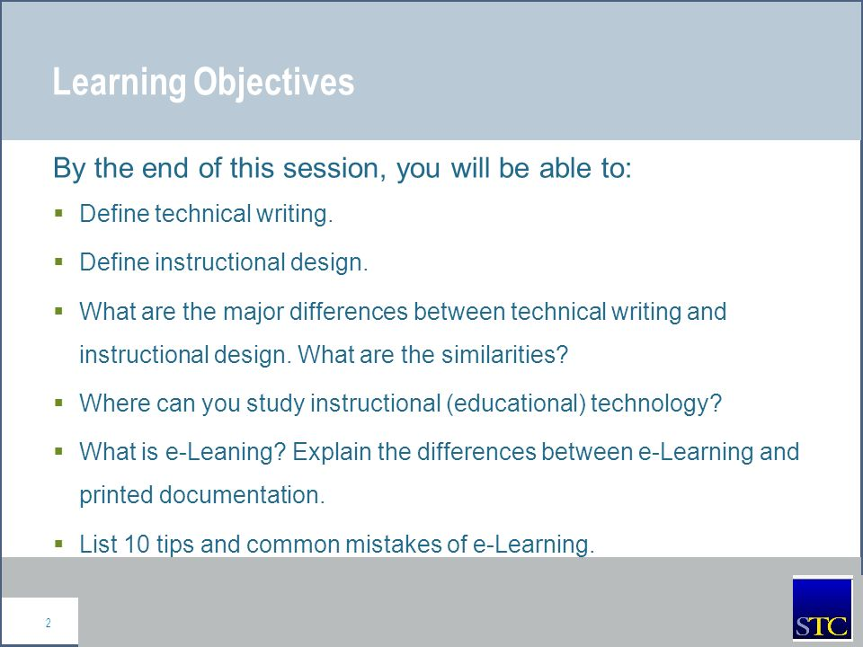 Technical Writing Vs Instructional Design What Is Similar And What