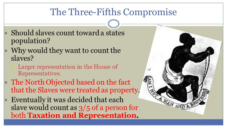 3 5ths compromise