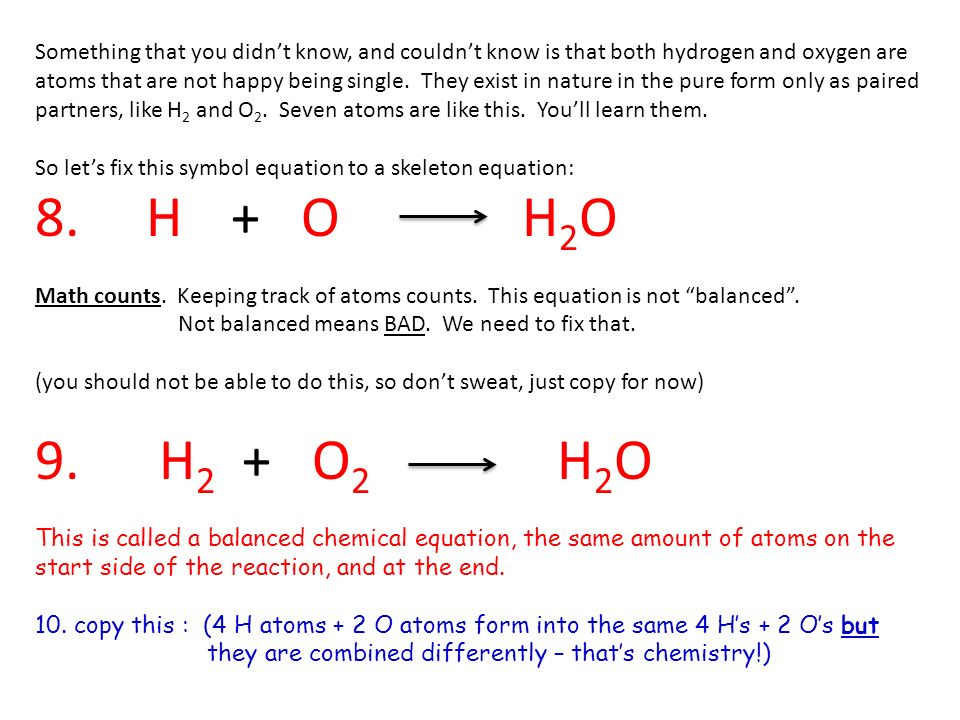 1 Print The Objective The Synthesis Of Dihydrogen Monoxide Ppt