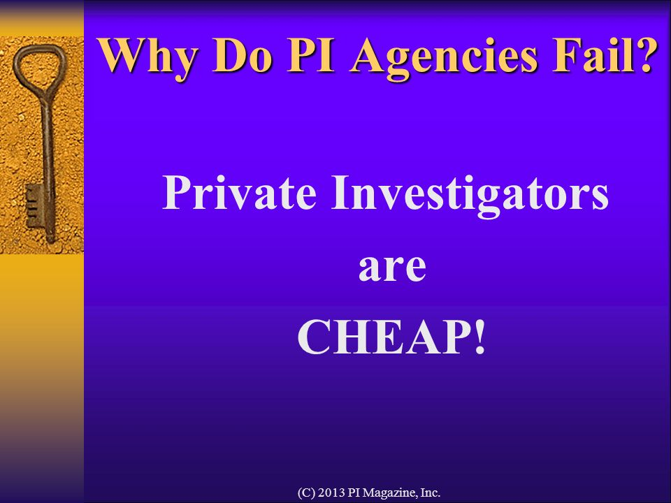 PI Business & Marketing Secrets Revealed - ppt download