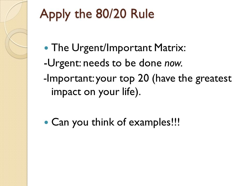 Time Management Ppt Video Online Download