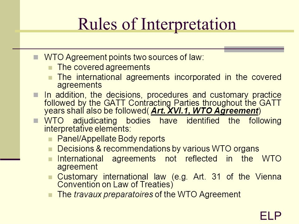 Dispute Settlement In Trade Investment Agreements Ppt Video
