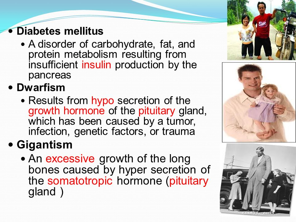 Diabetes mellitus A disorder of carbohydrate, fat, and protein metabolism resulting from insufficient insulin production by the pancreas.
