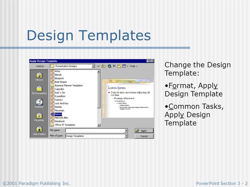 Enhancing and customizing a presentation ppt video online download 2 design templates toneelgroepblik Images