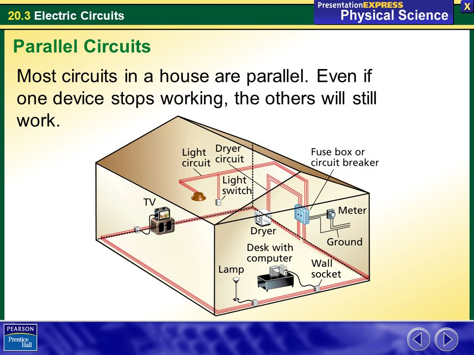 Modern Why Are Parallel Circuits Used In Homes Ornament - Electrical ...