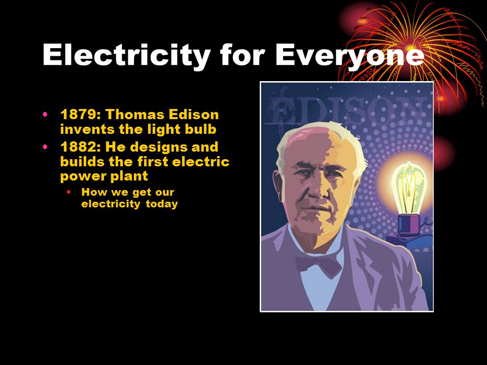 Electricity for Everyone