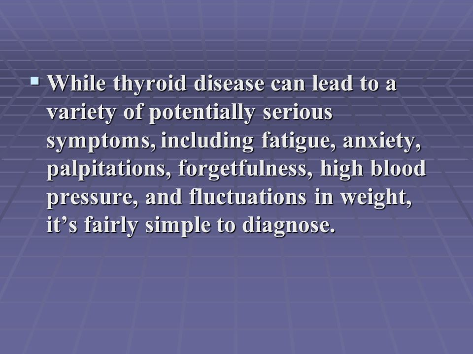 Diagnostic Tests For Thyroid Disease Ppt Video Online Download