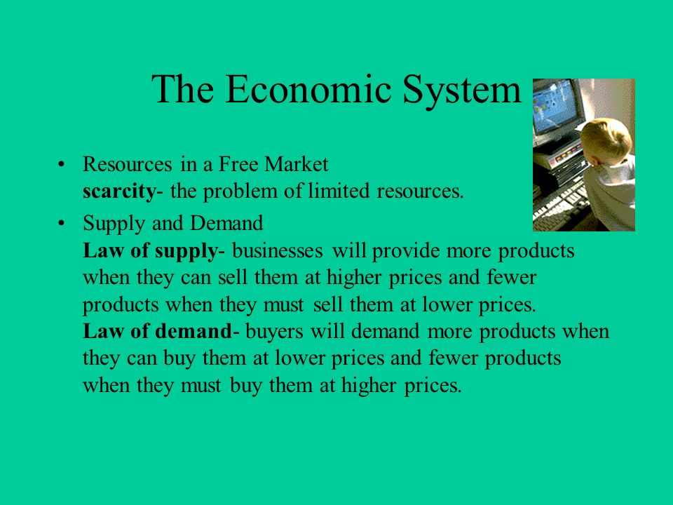The Economic System Chapter ppt download