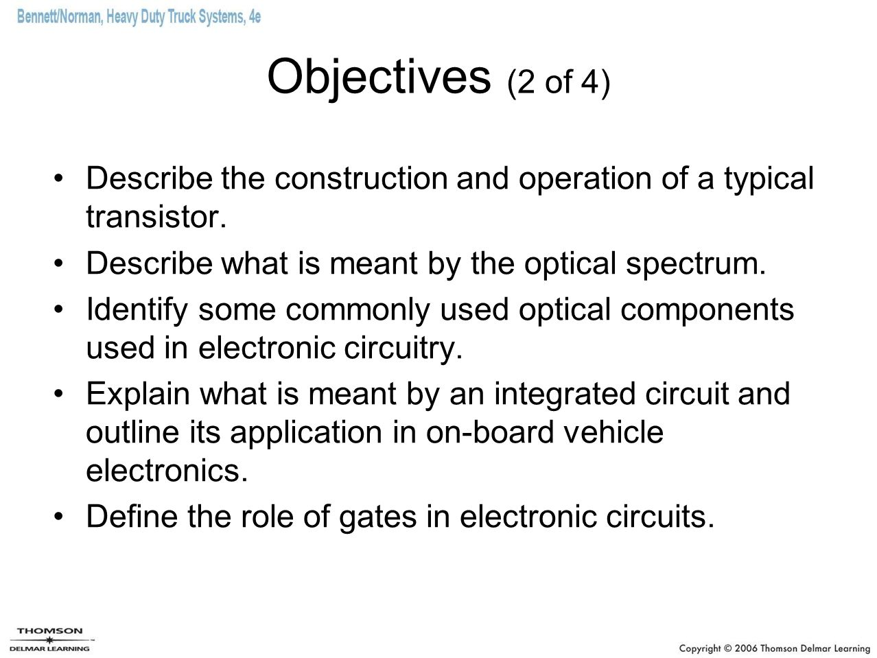 Fundamentals Of Electronics And Computers Ppt Download Circuit Objectives 2 4 Describe The Construction Operation A Typical Transistor