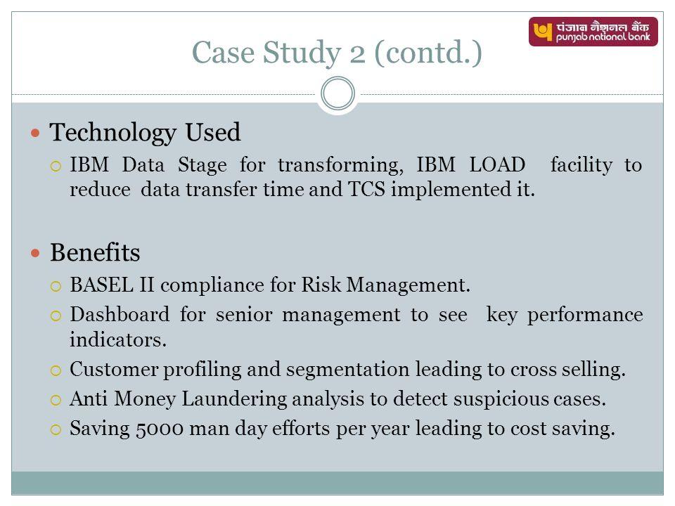 ibm case study ppt
