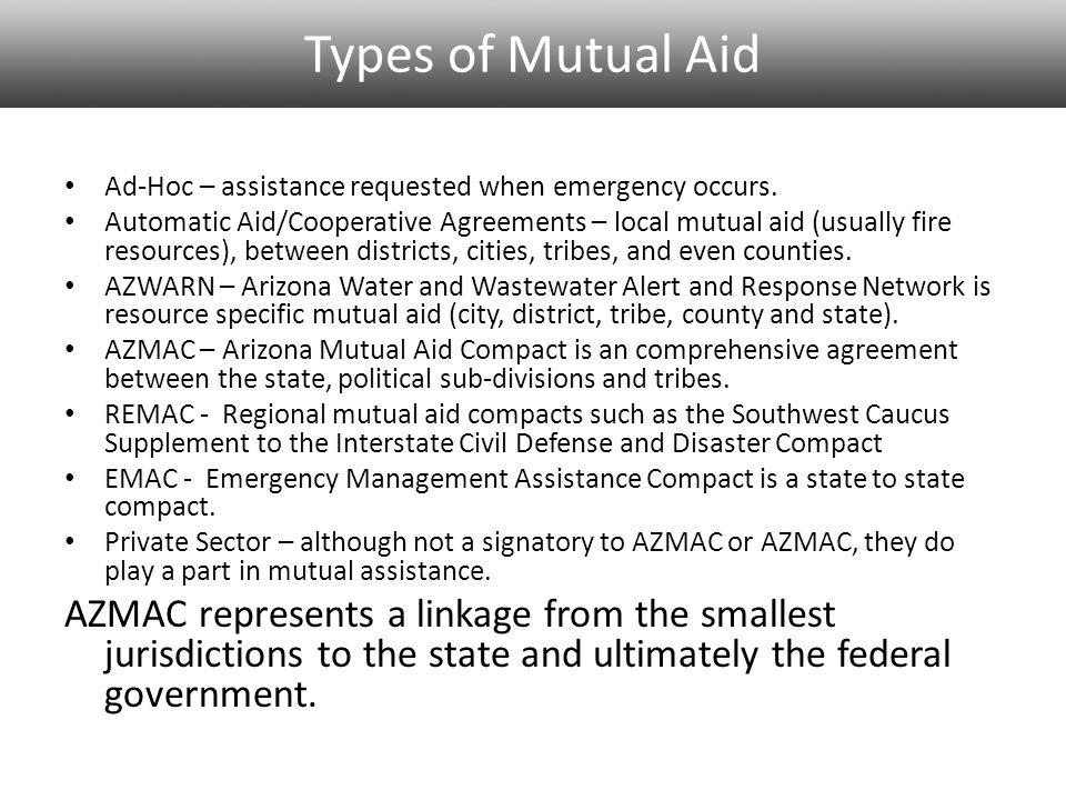 Arizona Mutual Aid A Retrospective Ppt Video Online Download