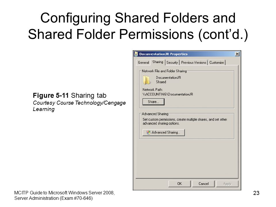 Chapter 5 Configuring, Managing, and Troubleshooting