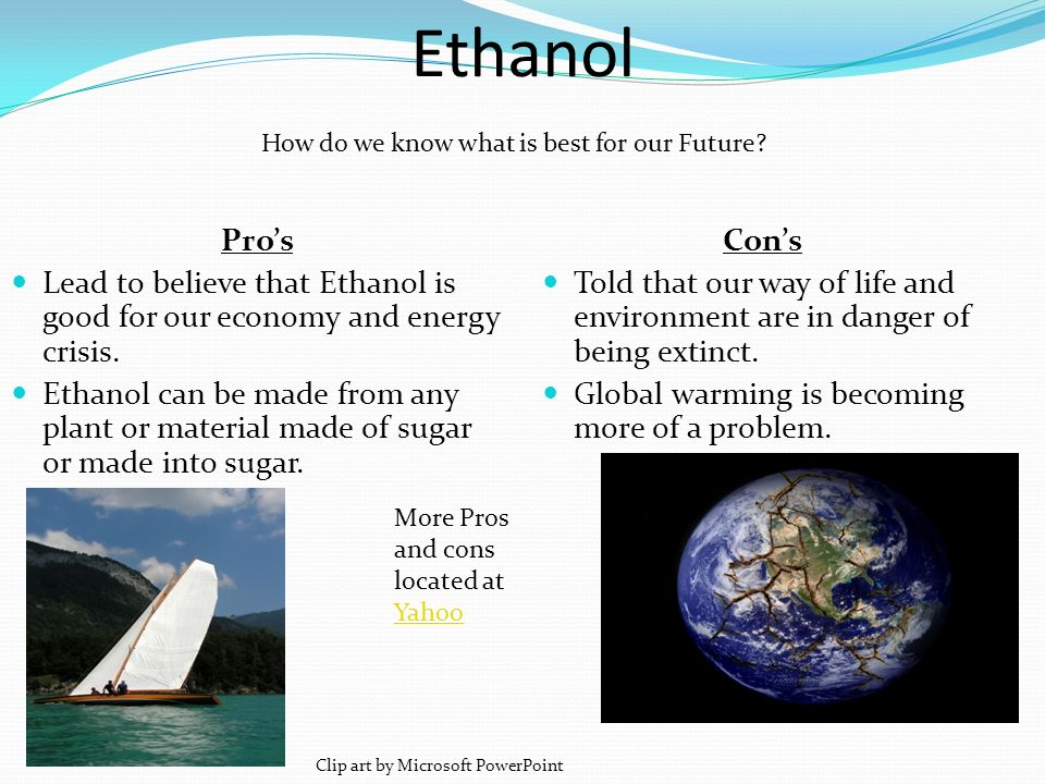 Ethanol And Our Future Clip Art By Microsoft Powerpoint Ppt Download