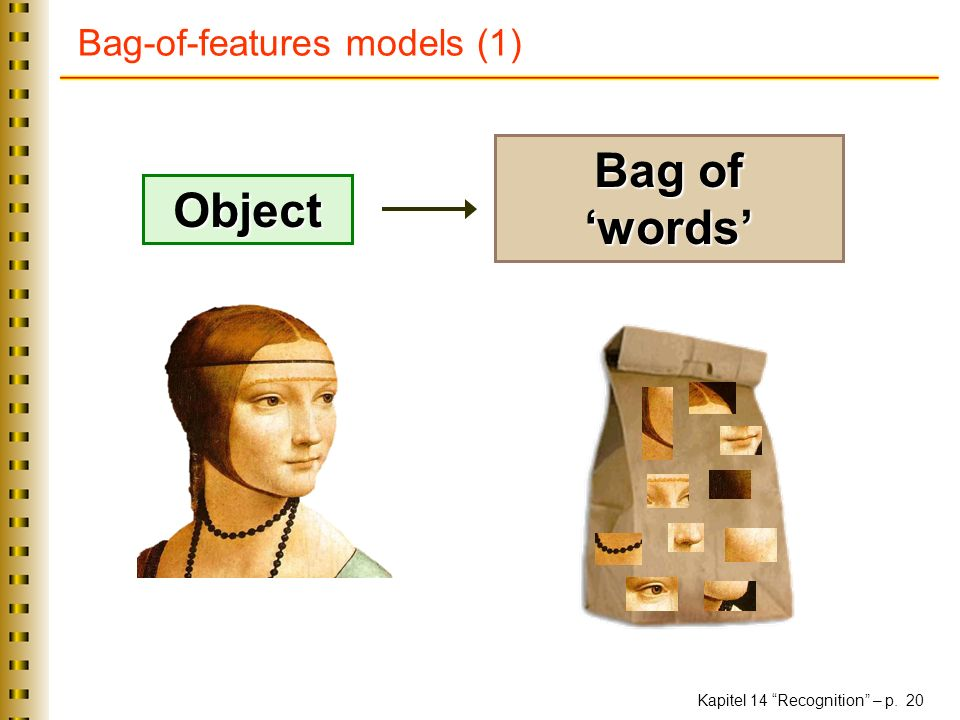 Bag-of-features models (1)