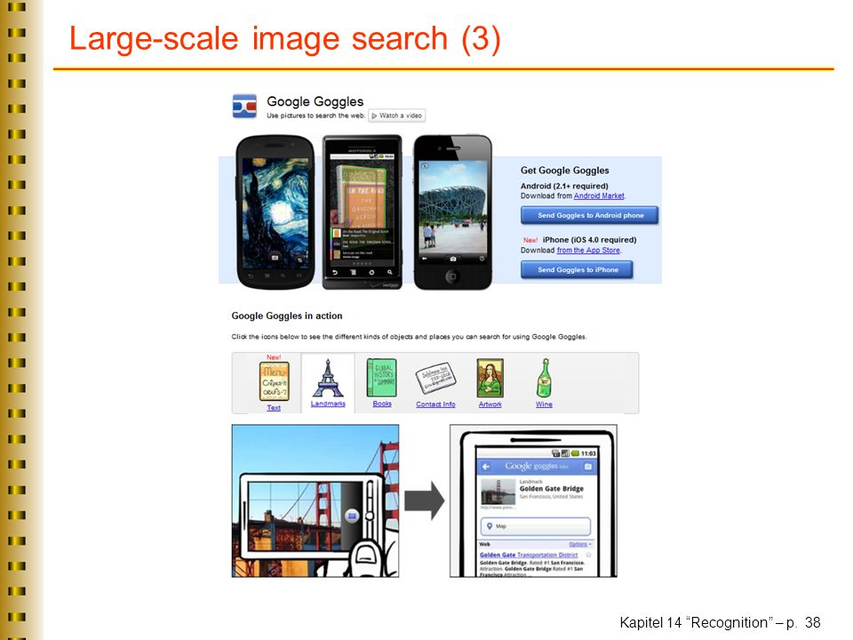 Large-scale image search (3)