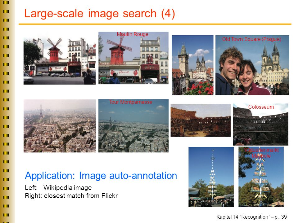 Large-scale image search (4)