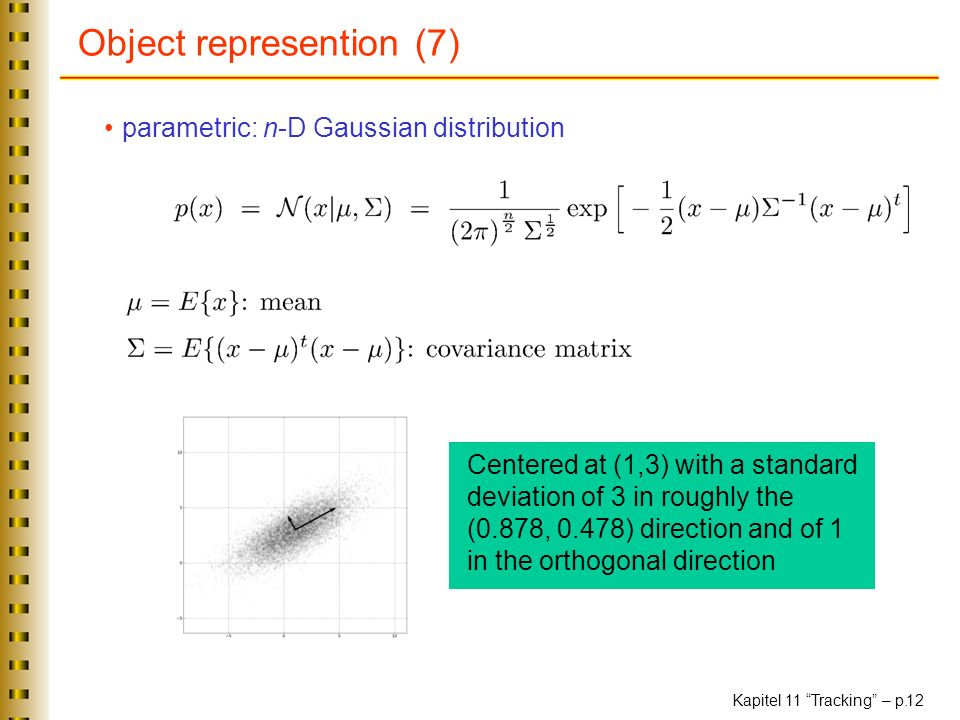 Object represention (7)