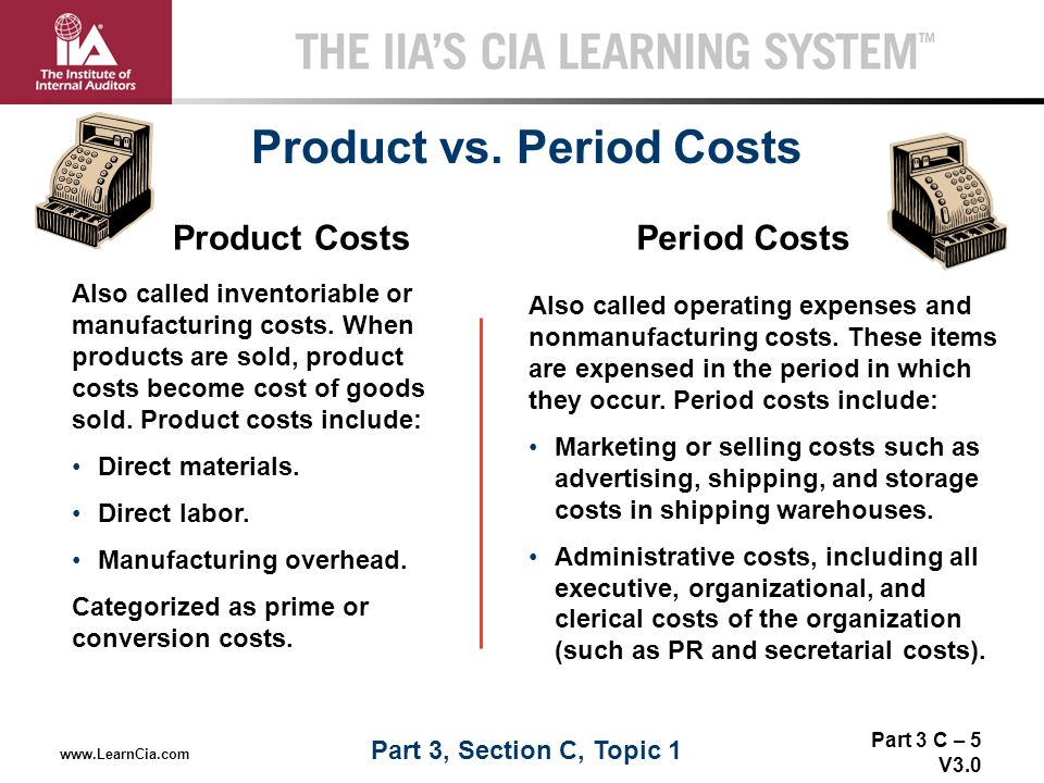 product or period cost