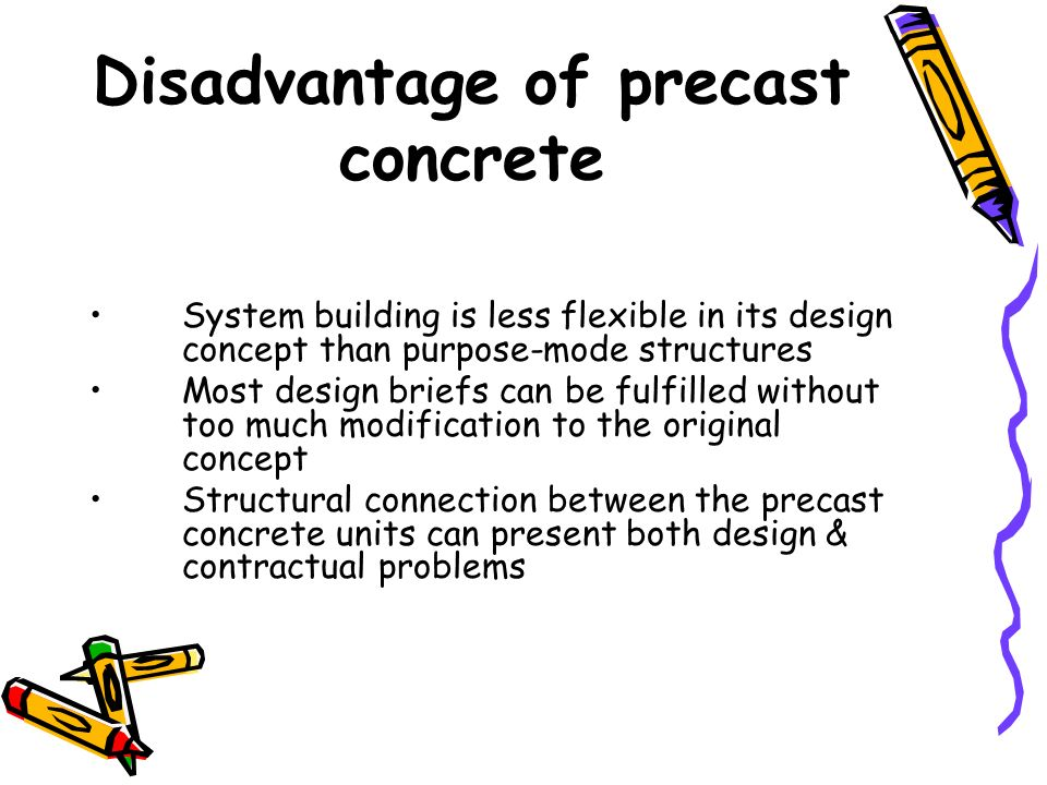 Precast concrete construction ppt video online download.