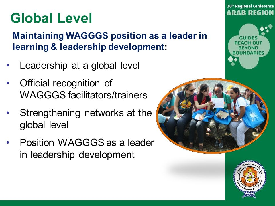 Global Level Leadership at a global level