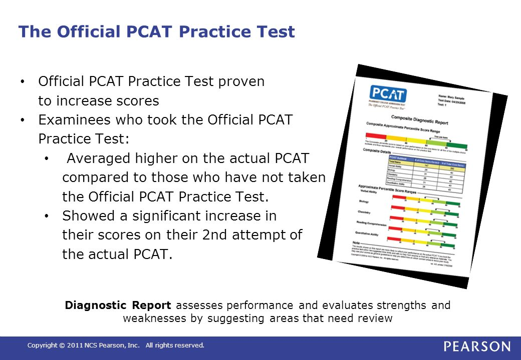 using the pcat effectively in admissions ppt video online download rh slideplayer com pearson pcat study guide reviews pearson pcat study guide reviews